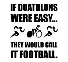 Duathlon Football by AmazingMart