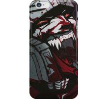 Megatron RRrrrrage iPhone Case/Skin