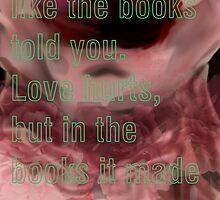 Hurricane Kisses: Love Like Books by viceursa
