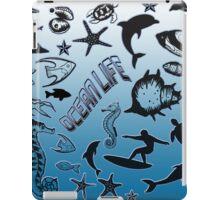 Ocean Life iPad Case/Skin