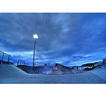Concrete Park Photographic Print