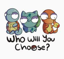 Pokemon generation 1 by Bioticsheep