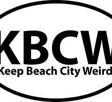 Keep Beach City Weird by CaptainPolaris