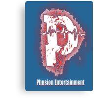 Phusion Wear - Captain America Canvas Print