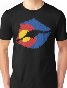 CO Lips Unisex T-Shirt