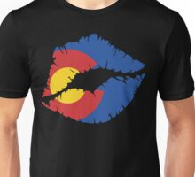 CO Lips Unisex T-Shirt