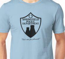 Springfield PD Unisex T-Shirt
