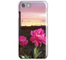 Dream time sunset iPhone Case/Skin