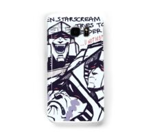 Megatron/Starscream funny print Samsung Galaxy Case/Skin