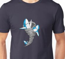 Left Sharknado Unisex T-Shirt