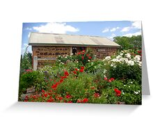 Coriole Winery Cellar Door Sales Greeting Card