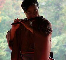A melody at Miyajima by PouncingAnt