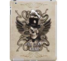 Full Steam Ahead!  iPad Case/Skin