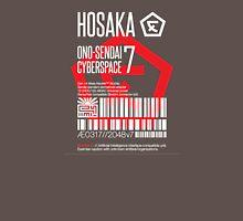 Hosaka Ono-Sendai Cyberspace 7 Label Unisex T-Shirt