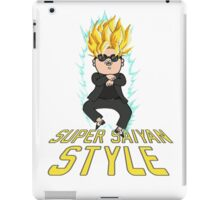 Super Saiyan Style iPad Case/Skin