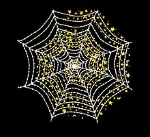 moonlite star-web by rain-dogs