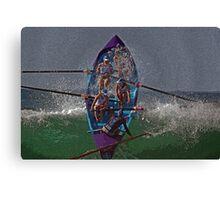 ASRL Navy Torquay 13 Canvas Print