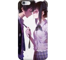 Anime Couple iPhone Case/Skin