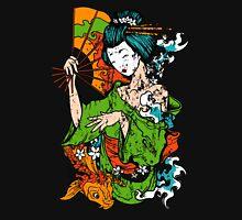 Geisha Scene Unisex T-Shirt