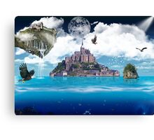 Fantaisie Canvas Print