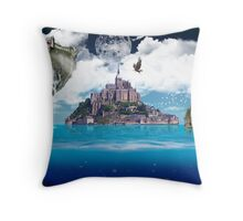 Fantaisie Throw Pillow