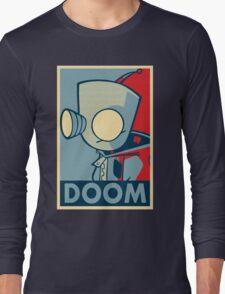 DOOOOOM - Gir Long Sleeve T-Shirt