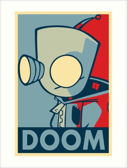 DOOOOOM - Gir by Jay MacKay