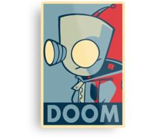 DOOOOOM - Gir Metal Print