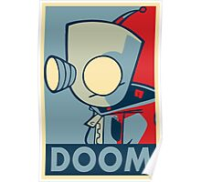 DOOOOOM - Gir Poster