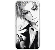Usui Takumi Manga iPhone Case/Skin