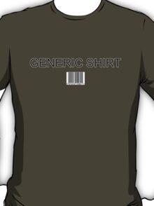 Generic shirt T-Shirt