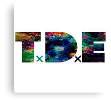 TDE LSD Acid Canvas Print