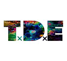 TDE LSD Acid Photographic Print