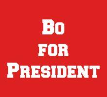 Bo for President! by jdbruegger