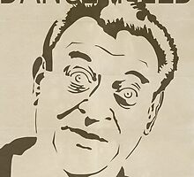 Rodney Dangerfield by FinlayMcNevin