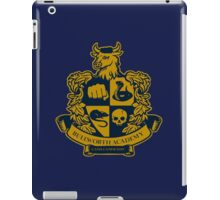 Bullworth Logo iPad Case/Skin