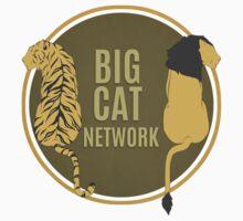 Big Cat Network Logo One Piece - Short Sleeve