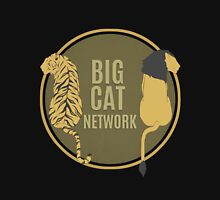 Big Cat Network Logo Long Sleeve T-Shirt