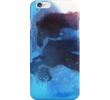 The horse of the night iPhone Case/Skin
