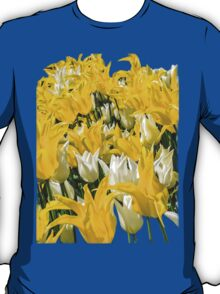 Rays of Spring Tulips T-Shirt