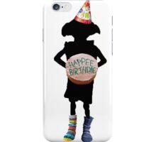 Birthday Dobby 2 iPhone Case/Skin