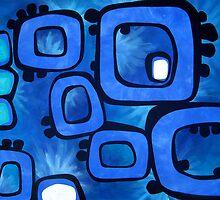 Blue by Me by jilalga