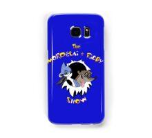 The Mordecai & Rigby Show Samsung Galaxy Case/Skin