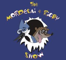 The Mordecai & Rigby Show by Eman! Arts and Illustration