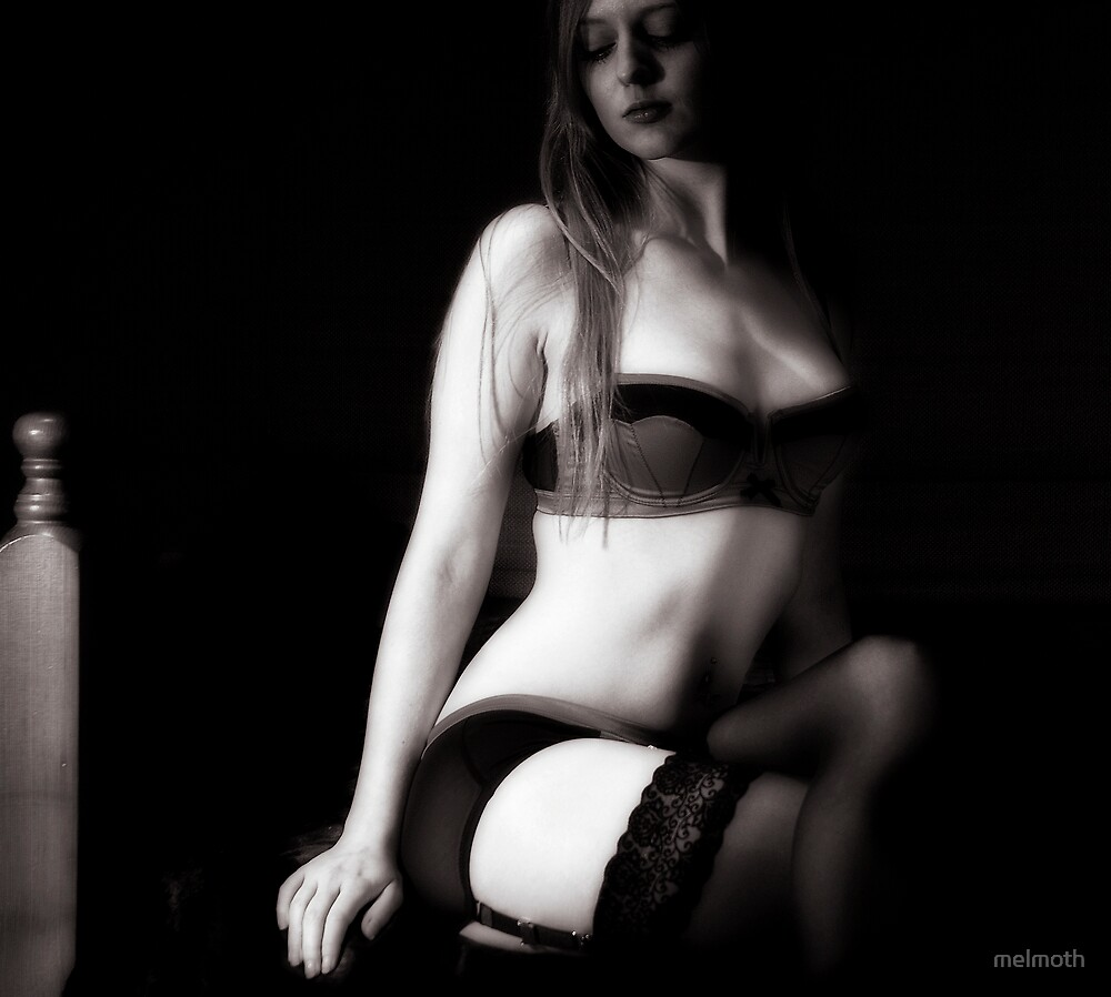 A Quiet Moment (Dark Boudoir) by melmoth