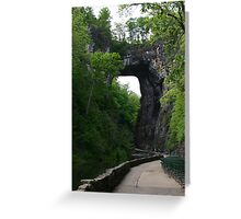 Nature In Scale Greeting Card