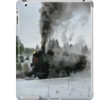 heavy haul iPad Case/Skin