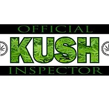 KUSH INSPECTOR by TommyTsunami