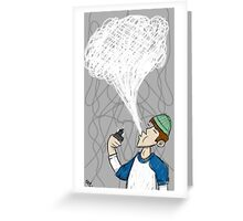 Cloud Chaser Greeting Card