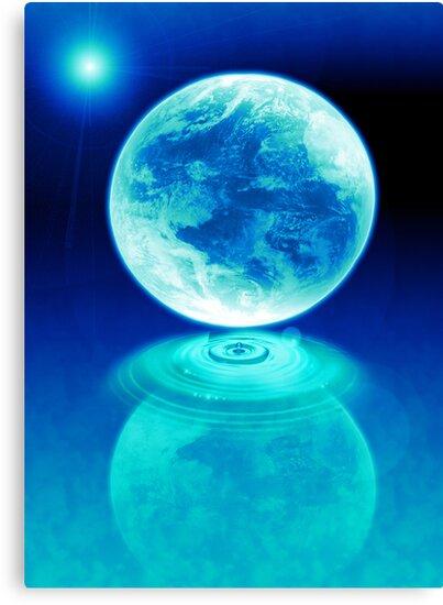 Earth by ariaznet